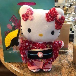 Japanese hello kitty cat